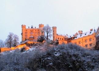 Schloss Hohenschwangau – Foto: © Tobias Maschler / Quelle: wikicommons