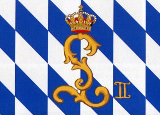 Standarte Ludwig II.