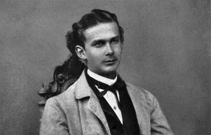 Kronprinz Ludwig im Alter von etwa 18 Jahren