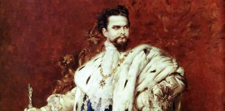 König Ludwig II. von Bayern – der Monarch