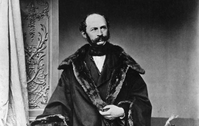 Maximilian II. von Bayern – Foto: Franz Hanfstaengl