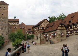 Burg Nürnberg - Quelle: AlterVista / wikicommons