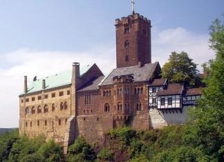 Die Wartburg in Eisenach, 2004 - Bild: Thomas Doerfer / wikicommons