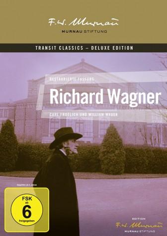 Richard Wagner – Ein Film von William Wauer (Deluxe Edition)