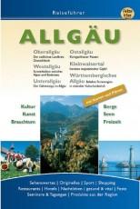 ALLGÄU - Ostallgäu, Oberallgäu, Unterallgäu, Westallgäu, Württembergisches Allgäu