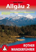Allgäu, Bd.2, Ostallgäu und Lechtal - Rother Wanderführer
