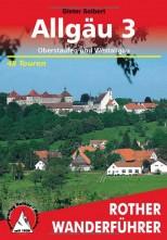 Allgäu, Bd.3, Oberstaufen und Westallgäu - Rother Wanderführer
