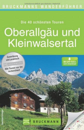 Bruckmanns Wanderführer Oberallgäu