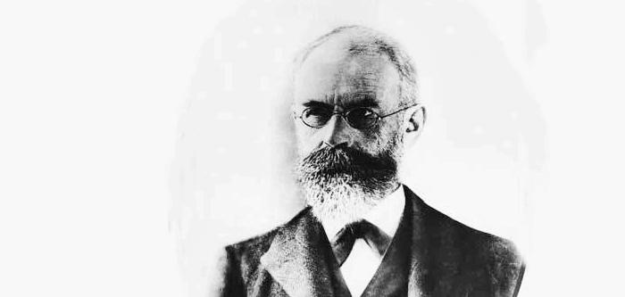 Dr. Hubert von Grashey etwa um 1900