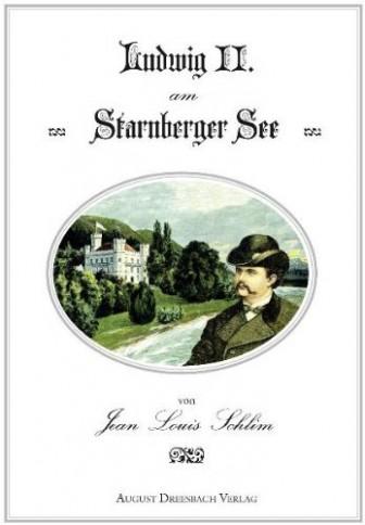 Ludwig II. am Starnberger See - von Jean Louis Schlim