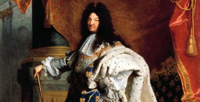 Ludwig XIV. von Frankreich war ein großes Idol für König Ludwig II. von Bayern
