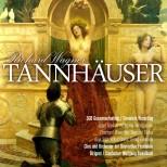 Musik-CD - Richard Wagner - Tannhäuser - Gesamtausgabe