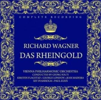 Musik-Downlaod - Richard Wagner - Das Rheingold - Vollständige Oper - Vienna Philharmonic Orchestra