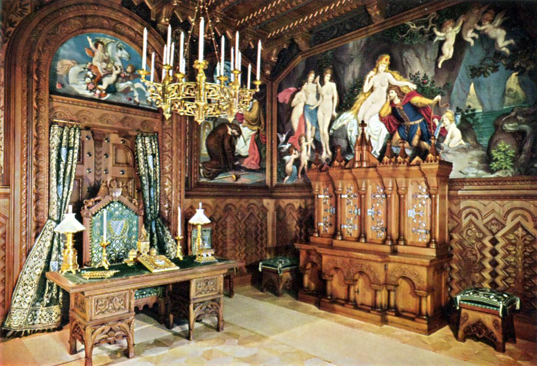 Bilder Von Schloss Neuschwanstein