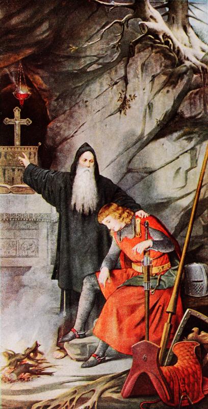 Ludwig II von Bayern wird Thronfolger von Maximilian II.