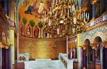 Schloss Neuschwanstein Thronsaal (1) - Kolorierte Fotografie