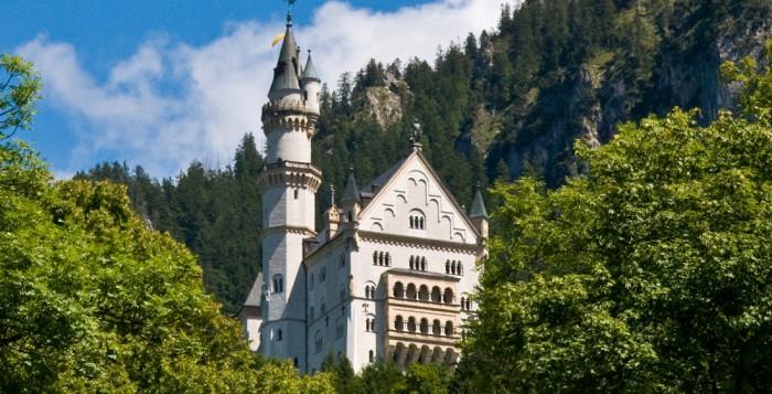 Neuschwanstein von Südwest, Foto: © Michal Osmenda from Brussels, Belgium / Quelle: wikimedia.org