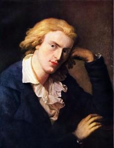 Friedrich Schiller, Gemälde von Anton Graff