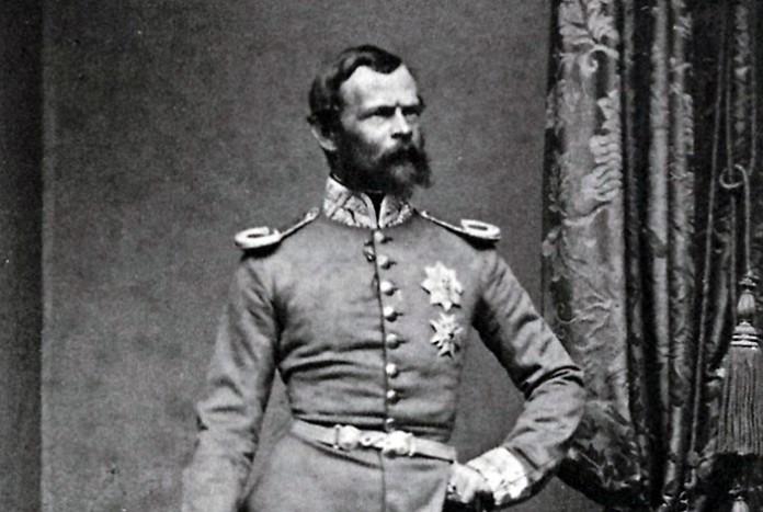 Prinz Luitpold von Bayern übernahm am 10. Juni die Regentschaft über Bayern für den für wahnsinnig erklärten König Ludwig II. – Fotografie von Joseph Albert, 1861