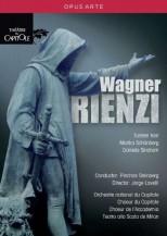 RICHARD WAGNER - Rienzi - Toulouse Opera, 2013, 2 DVDs
