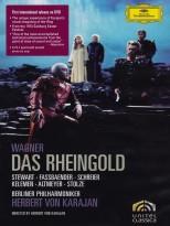 Richard Wagner - Das Rheingold - DVD - Herbert von Karajan