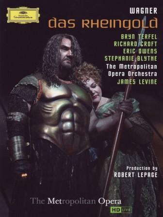 Richard Wagner - Das Rheingold - Robert Lepage