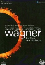 Richard Wagner - Der Ring des Nibelungen, 7 DVDs