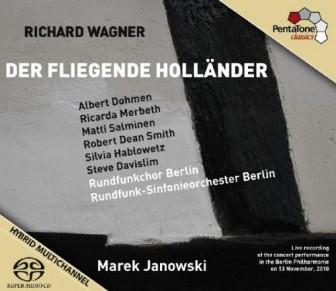 Richard Wagner - Der fliegende Holländer - Gesamtaufnahme