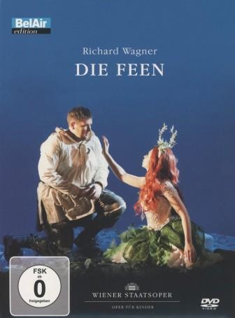 Richard Wagner - Die Feen - DVD - Waut Koeken