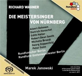 Richard Wagner - Die Meistersinger von Nürnberg - Gesamtaufnahme