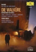 Richard Wagner - Die Walküre - 2 DVDs, Patrice Chéreau