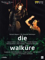 Richard Wagner - Die Walküre - Teatro alla Scala, 2010, 2 DVDs
