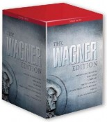 Richard Wagner Edition - 25 DVDs