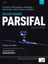Richard Wagner - Parsifal - 3 DVDs, Metropolitan München