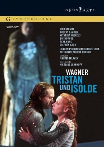 Richard Wagner - Tristan und Isolde - 3 DVDs