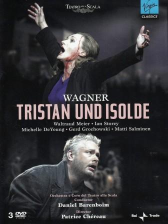 Richard Wagner - Tristan und Isolde - von Patrice Chereau und Patrizia Carmine