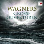 Richard Wagners Große Ouvertüren - Audio-CD
