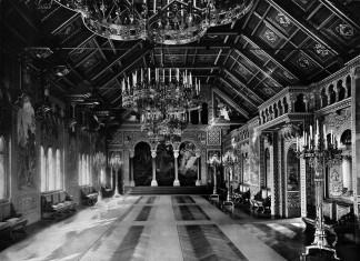 Sängersaal (3) – Schloss Neuschwanstein