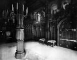 Schlafzimmer (3) – Schloss Neuschwanstein, Königliche Wohnung