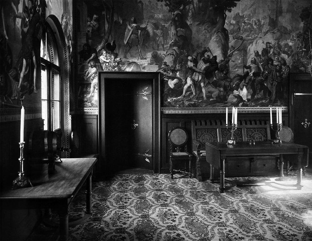 Torbau Speisezimmer (1) – Schloss Neuschwanstein