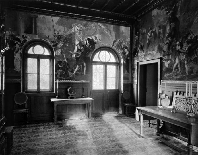 Torbau Speisezimmer (3) – Schloss Neuschwanstein