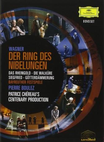 Wagner, Richard - Der Ring des Nibelungen, 8 DVDs