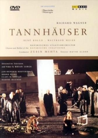Wagner, Richard - Tannhäuser - 2 DVDs - Brian Large
