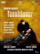 Wagner, Richard - Tannhäuser - 2 DVDs, von Nikolaus Lehnhoff