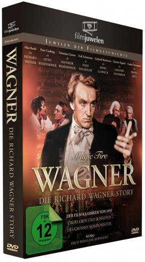 Film: Wagner - Die Richard Wagner Story - Film von William Dieterle
